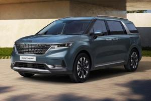 All-new fourth-generation Kia Carnival global debut; Bigger and safer than ever