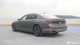 2019 BMW 7 Series 740Le xDrive Exterior 007