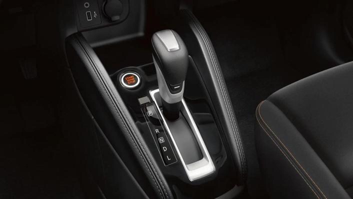2020 Nissan Kicks International Version Interior 005