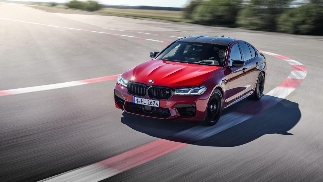 2020 BMW M5 Exterior 013