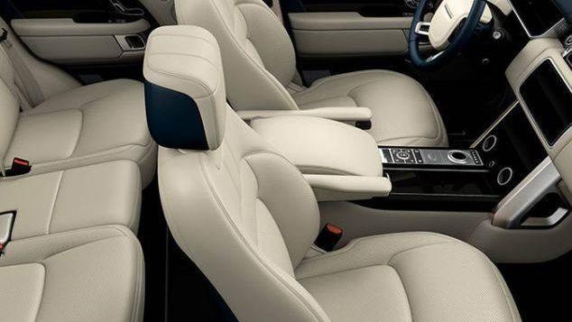 Land Rover Range Rover (2017) Interior 013
