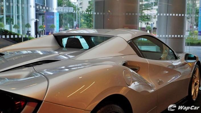 2020 Ferrari F8 Spider  Exterior 009