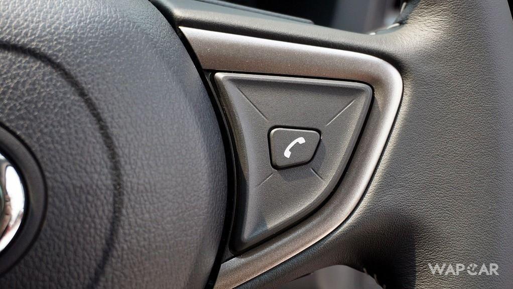 Perodua Myvi (2018) Interior 009