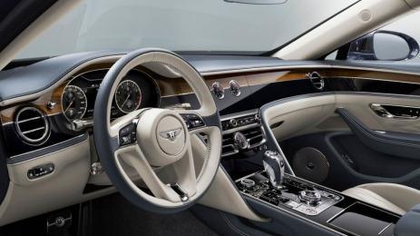 Bentley Flying Spur (2020) Interior 002