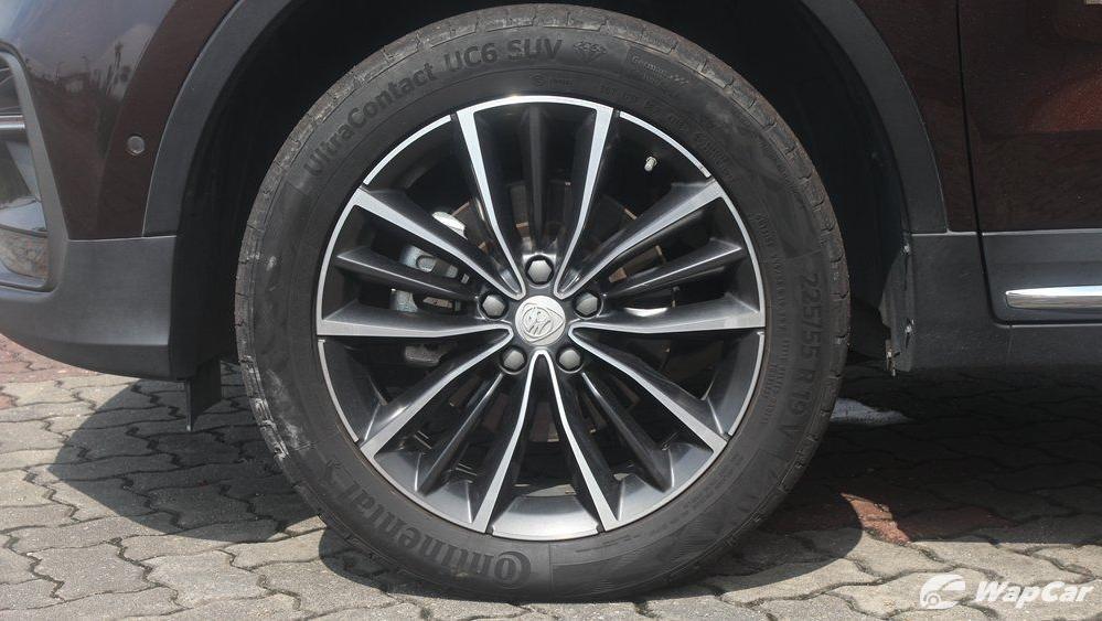2018 Proton X70 1.8 TGDI Premium 2WD Exterior 067
