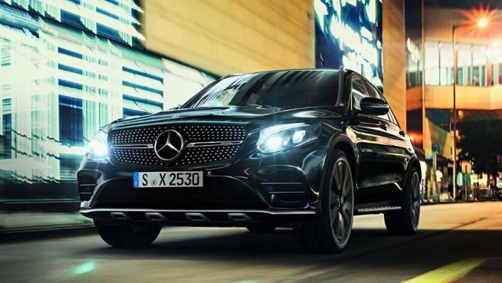 2018 Mercedes-Benz AMG GLC AMG GLC 43 4MATIC (CKD) Exterior 002