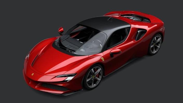 Ferrari SF90 Stradale (2020) Exterior 001