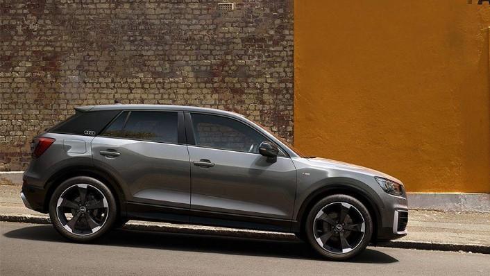 Audi Q2 (2019) Exterior 006