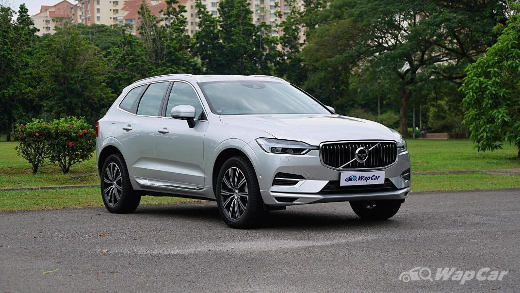 2020 Volvo XC60 T8 Twin Engine Inscription Plus Exterior 003