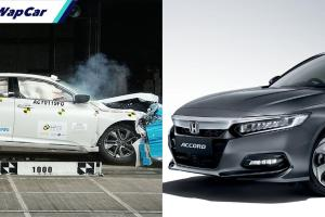 Skor ASEAN NCAP hampir penuh, Honda Accord kereta paling selamat untuk 2019-2020
