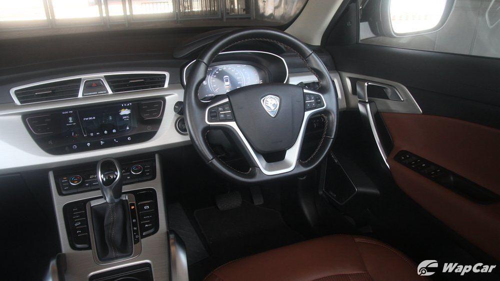 2018 Proton X70 1.8 TGDI Premium 2WD Interior 076
