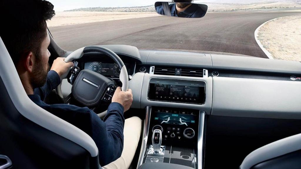 Land Rover Range Rover Sport (2017) Interior 009