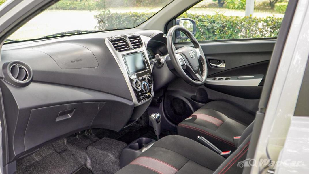 2019 Perodua Axia AV 1.0 AT Interior 025
