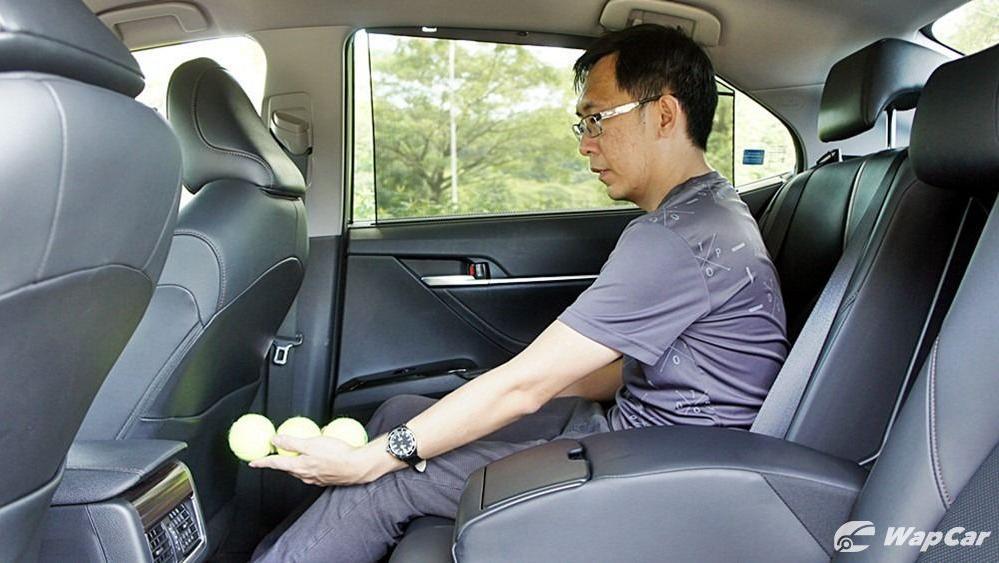 2019 Toyota Camry 2.5V Interior 145