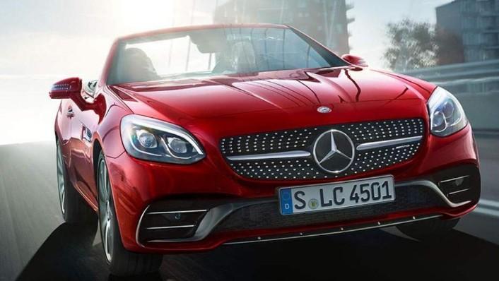 Mercedes-Benz SLC (2018) Exterior 003