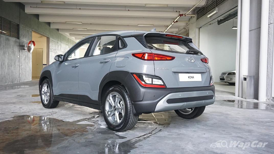 2021 Hyundai Kona 2.0 Standard Exterior 037