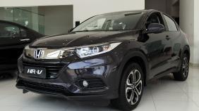 2019 Honda HR-V 1.8 E Exterior 002