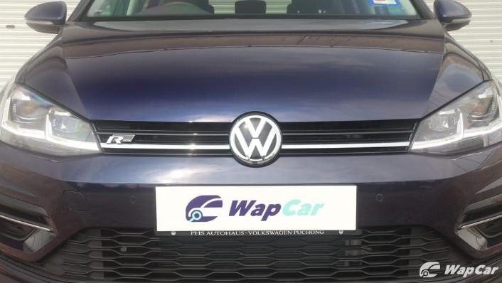 2018 Volkswagen Golf 1.4 TSI R-Line Exterior 010