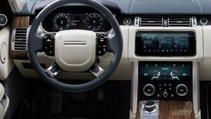 Land Rover Range Rover (2017) Interior 002