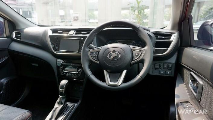 Perodua Myvi (2018) Interior 001