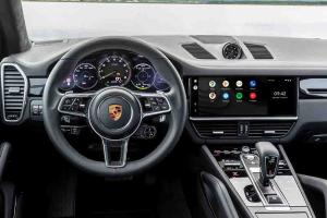 Porsche finally adopts Android Auto & Wireless Apple CarPlay in their PCM 6.0