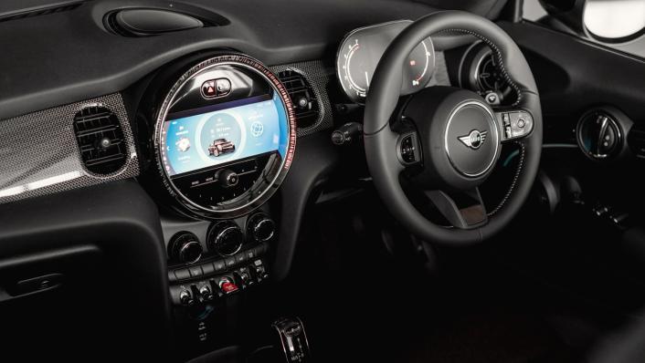 2021 MINI Convertible Cooper S Interior 002