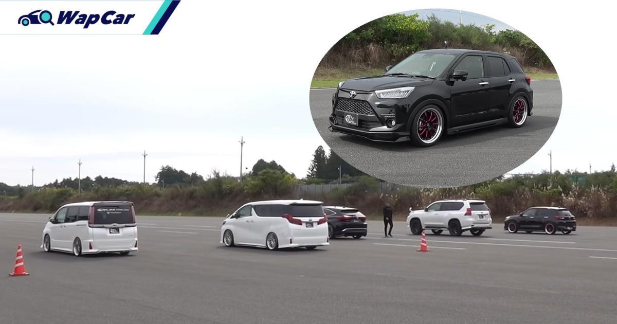 Enjin Perodua Ativa (D55L) 1.0L turbo lemau? Tengok dulu Toyota Raize kalahkan kereta besar! 01