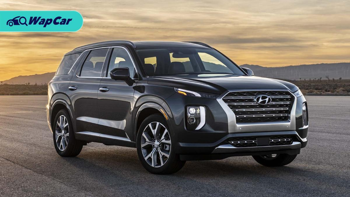 Hyundai Palisade bound for Indonesia – Kimchi-flavour big SUV for Malaysia when? 01