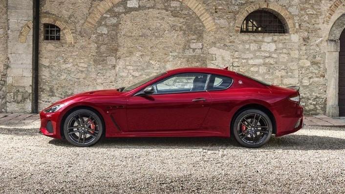 2018 Maserati GranTurismo GranTurismo MC Exterior 007