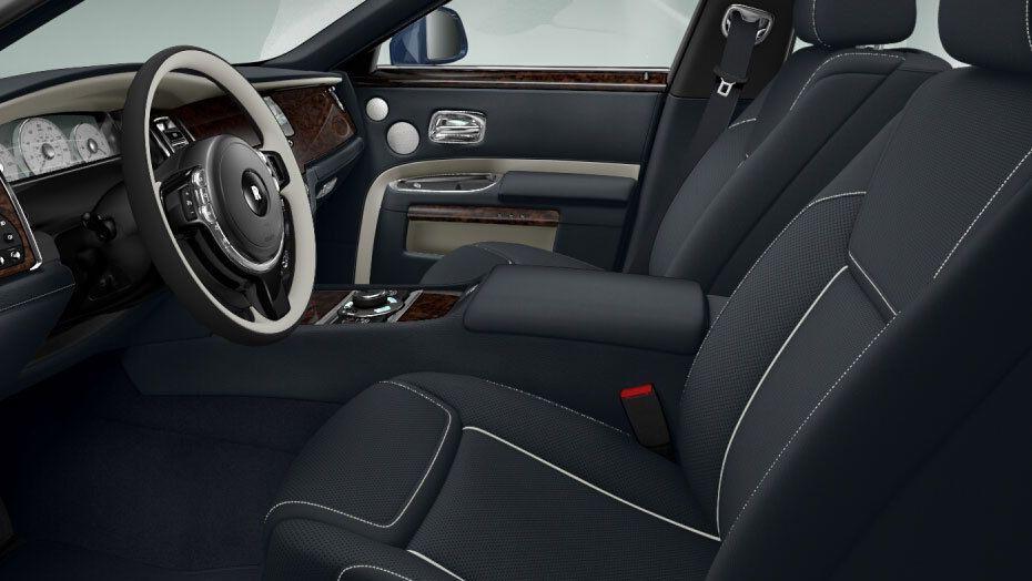 2010 Rolls-Royce Ghost Ghost Interior 008