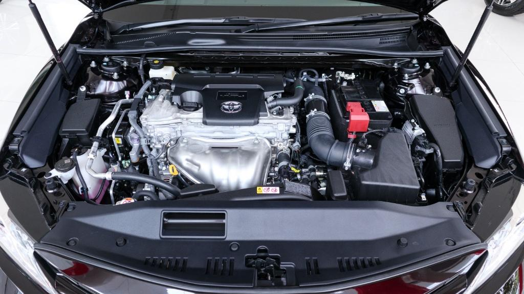 2019 Toyota Camry 2.5V Others 001