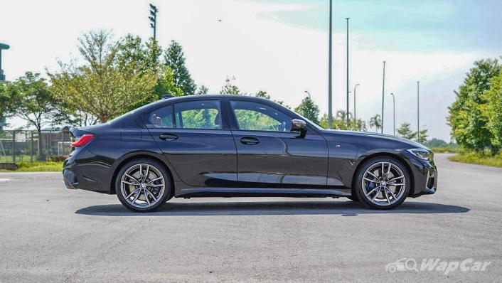 2020 BMW M3 M340i xDrive Exterior 004