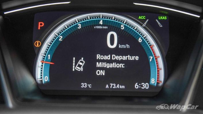 2020 Honda Civic 1.5 TC Premium Interior 009