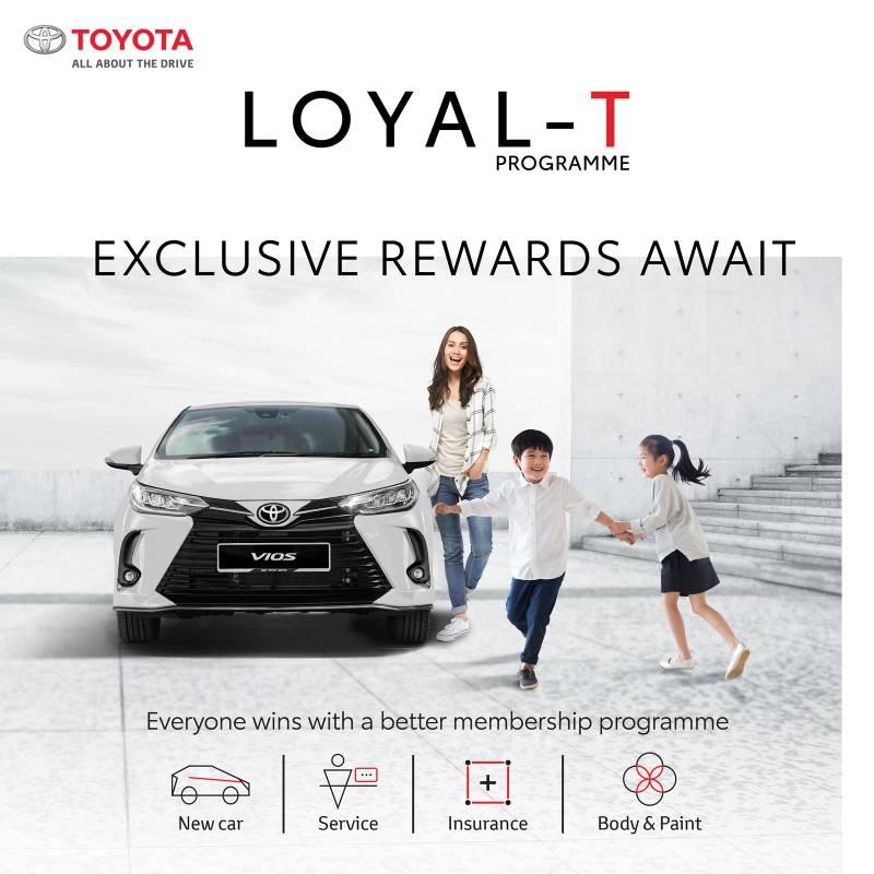 New Toyota Loyal-T programme introduced to reward Malaysian customers 02