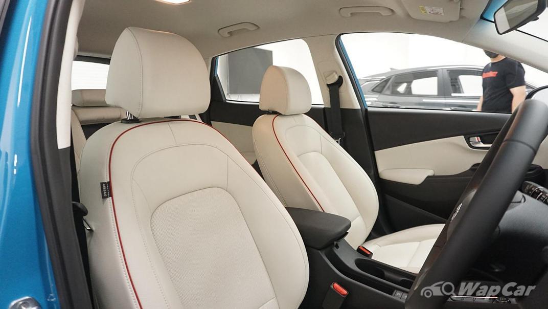 2021 Hyundai Kona 2.0 Active Interior 032