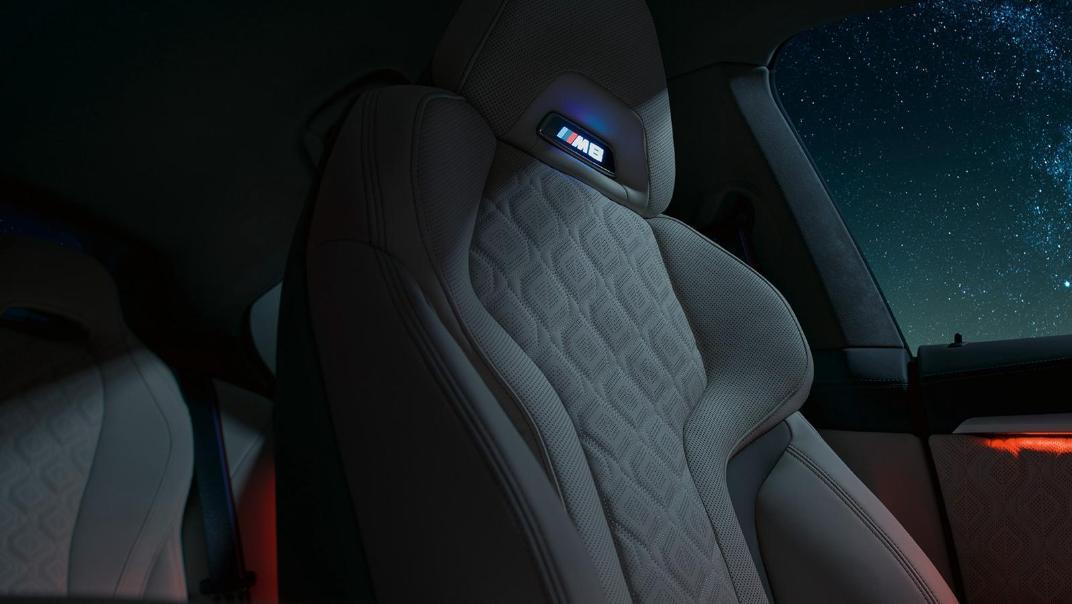 2020 BMW M850i xDrive Gran Coupe Interior 013
