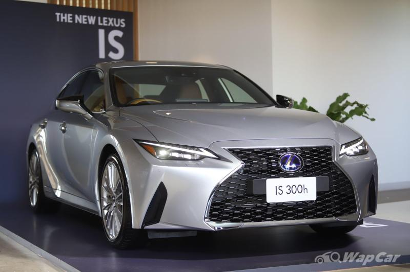 New 2021 Lexus IS: Now in Vietnam and 4 other ASEAN countries, but not Malaysia 02
