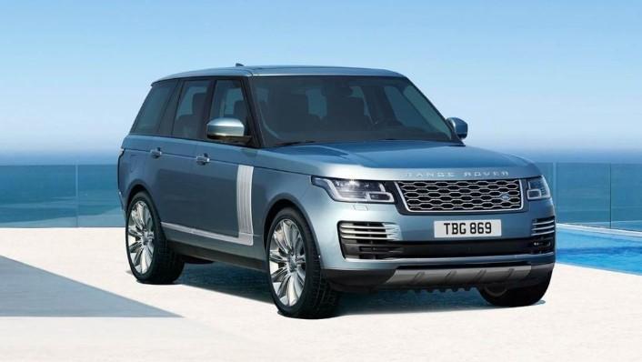 Land Rover Range Rover (2017) Exterior 007