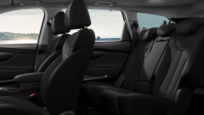 Hyundai Santa Fe (2019) Interior 007