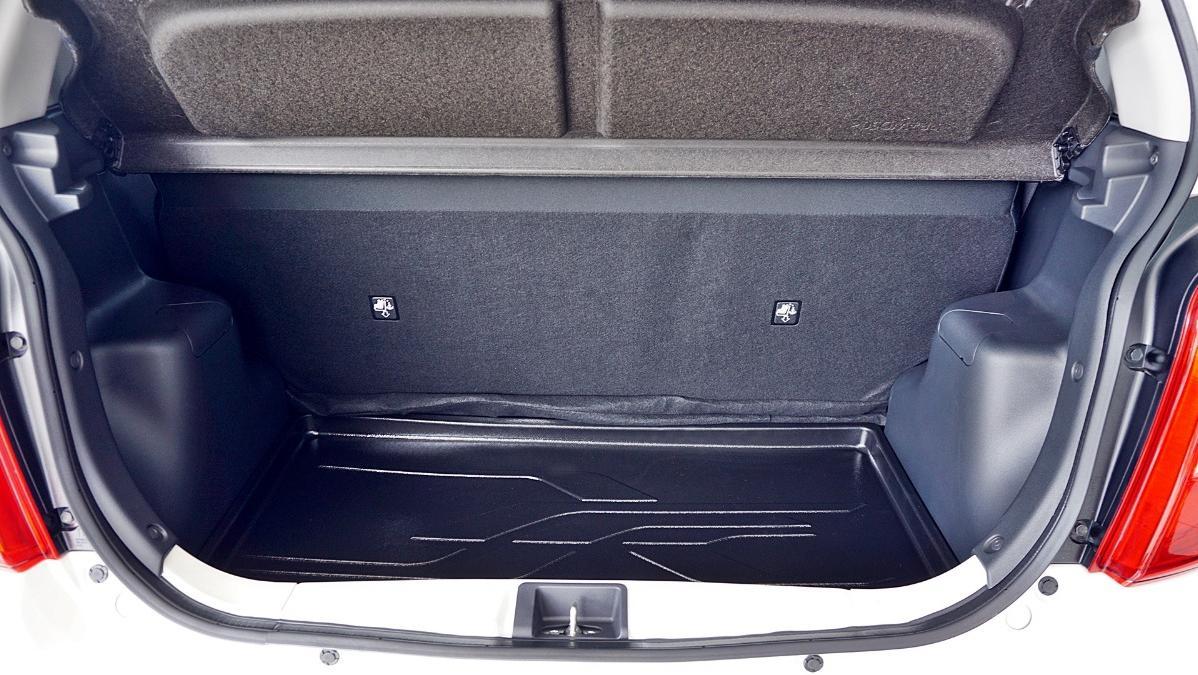 2019 Perodua Axia GXtra 1.0 AT Interior 044