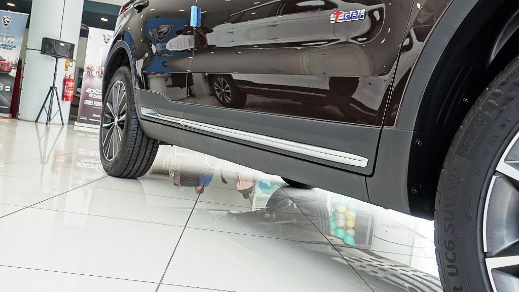 2018 Proton X70 1.8 TGDI Premium 2WD Exterior 033