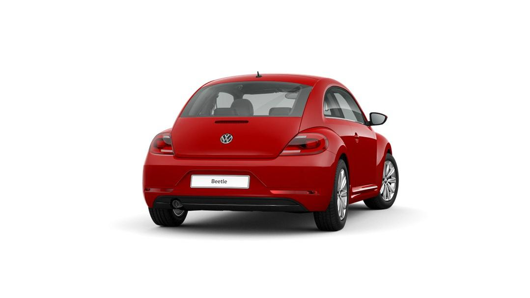 Volkswagen Beetle (2018) Exterior 005