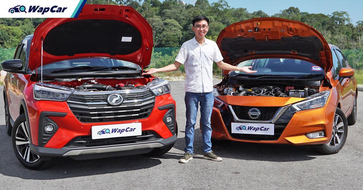 Video: Which car vibrates more? Nissan Almera or Perodua Ativa? – Long Term review #9 01