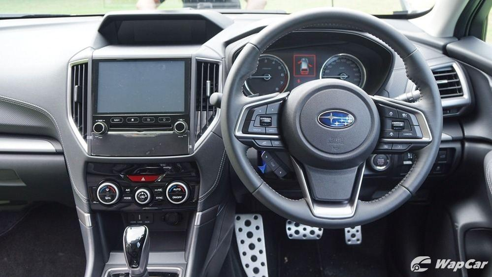 2019 Subaru Forester 2.0i-S EyeSight Interior 002