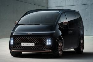 More photos of the 2021 Hyundai Staria emerged – Starry-eyed Starex replacement?