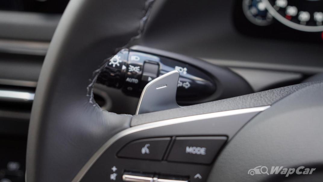 2020 Hyundai Sonata 2.5 Premium Interior 006