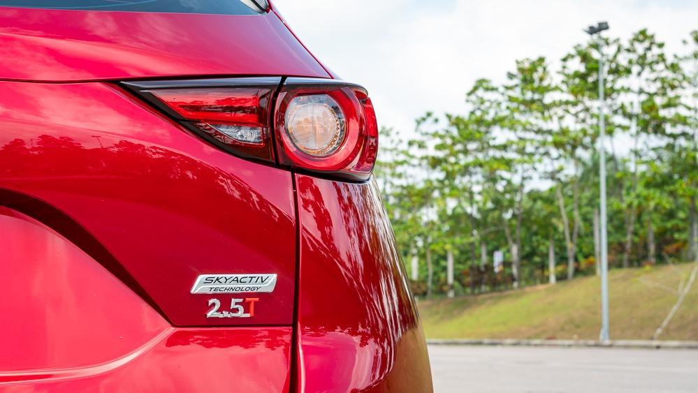 2019 Mazda CX-5 2.5L TURBO Exterior 019
