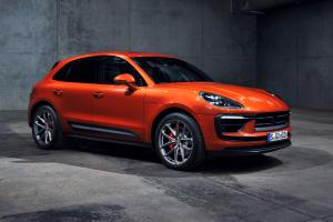 Launching in Malaysia by H1 2022 - Porsche Macan facelift