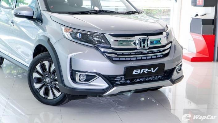 2020 Honda BR-V 1.5L V Exterior 008
