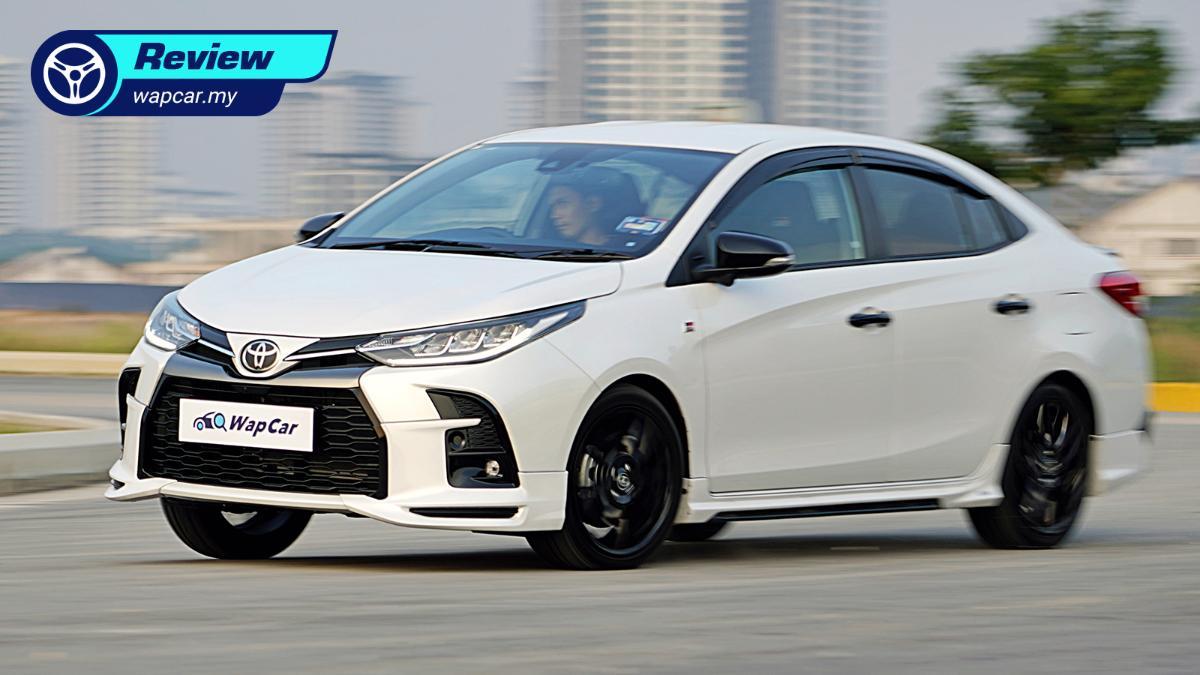 Rebiu: Toyota Vios GR-Sport 2020 - juara kendalian pemanduan dalam kelasnya! 01
